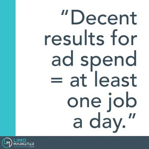 ad spend limo marketer