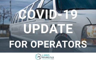COVID-19 Update for Operators